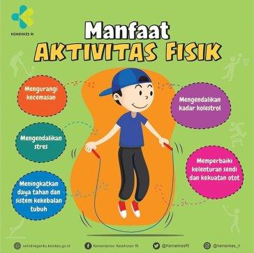 manfaat aktivitas fisik 2